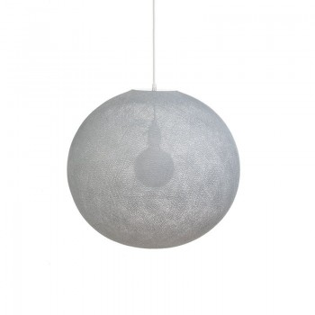 Globe Light XL Acier Ø 50cm - Abat-jour globe light - La Case de Cousin Paul