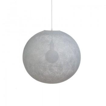 Globus Light XL Stahl Ø 50cm - Lampenschirm Globus Light - La Case de Cousin Paul