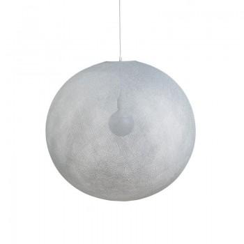 Globus Light XXL Stahl Ø 67cm - Lampenschirm Globus Light - La Case de Cousin Paul