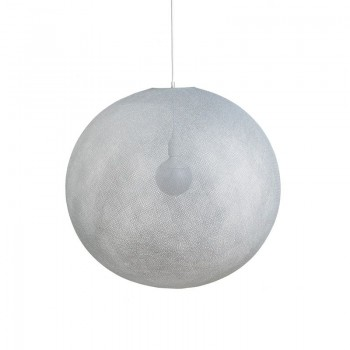 Sfere Light XXL acciaio Ø 67cm - Coprilampada sfere light - La Case de Cousin Paul