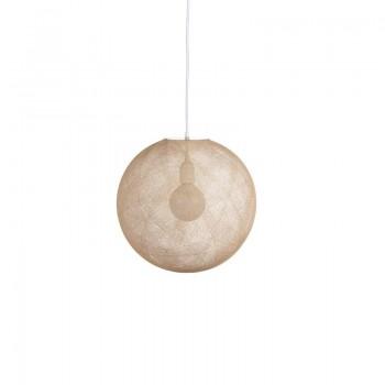 Globus Light Sahara Ø 36cm - Lampenschirm Globus Light - La Case de Cousin Paul