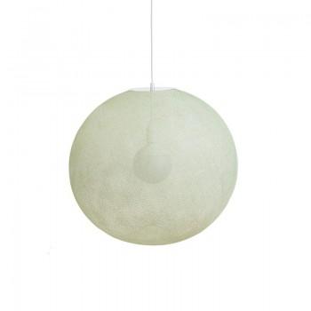 Globus Light XL Tilleul Ø 50cm - Lampenschirm Globus Light - La Case de Cousin Paul