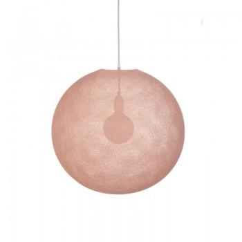 Ballampen Light XL Blush Ø 50cm - Lampenkappen Los ballampen light - La Case de Cousin Paul