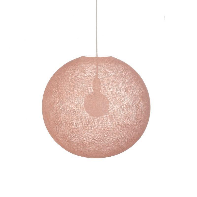 Globe Light XL Blush Ø 50cm - Abat-jour globe light - La Case de Cousin Paul