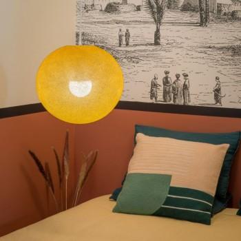 Ballampen Light Curry Ø 36cm - Lampenkappen Los ballampen light - La Case de Cousin Paul
