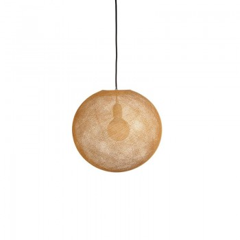 Globe Light Tabac Ø 36cm - Abat-jour globe light - La Case de Cousin Paul