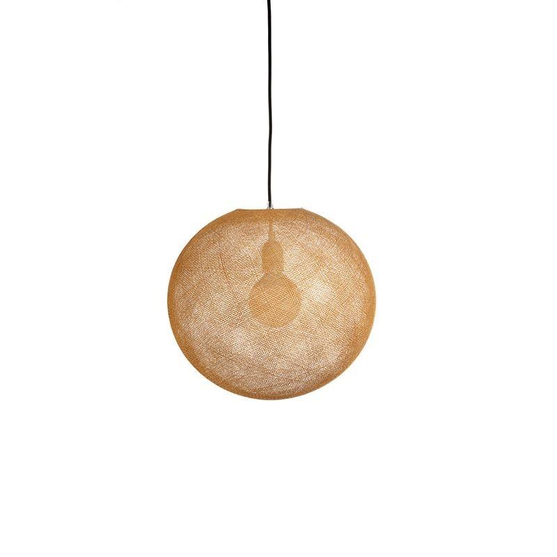 Ballampen Light Tabak Ø 36cm - Lampenkappen Los ballampen light - La Case de Cousin Paul