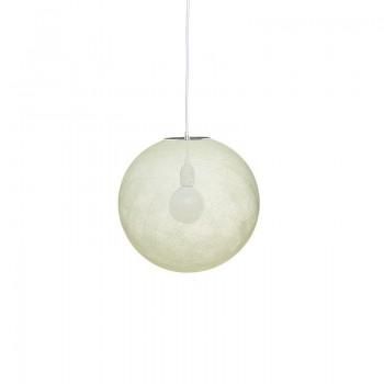 Globus Light Tilleul Ø 36cm - Lampenschirm Globus Light - La Case de Cousin Paul