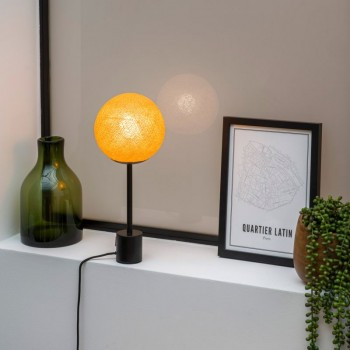 Lampe APAPA Moutarde - Lampe Apapa - La Case de Cousin Paul