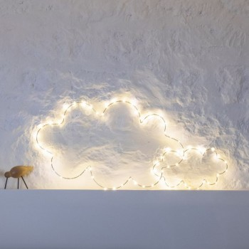 Luce decorativa Nuvola - Décoration lumineuse - La Case de Cousin Paul