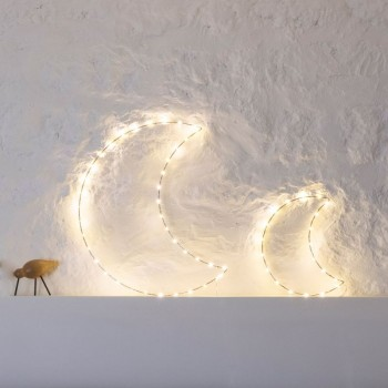 Luce decorativa Luna - Décoration lumineuse - La Case de Cousin Paul