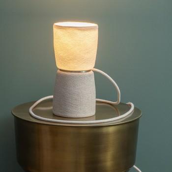Lampe BAoBA - Amande - Lampe Baoba - La Case de Cousin Paul
