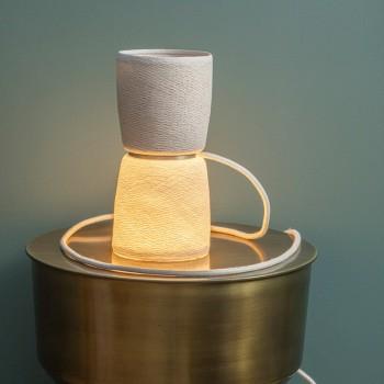 Lampe BAoBA - Amandel - Lamp Baoba - La Case de Cousin Paul