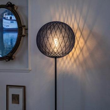 """Lámpara de pie """"Art Deco"""" tinta - Lámpara de pie - La Case de Cousin Paul"""