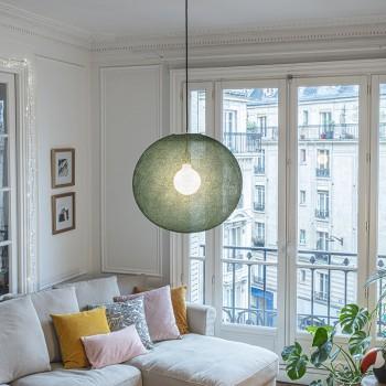 Sfere Light XL Verde imperiale Ø 50cm - Coprilampada sfere light - La Case de Cousin Paul