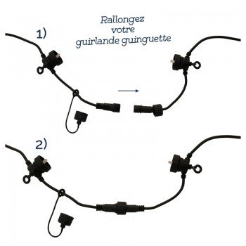 Coffret Guinguette neige - Coffrets Guinguette - La Case de Cousin Paul