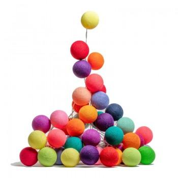 Key Largo 50 bolas - Las guirnaldas luminosas l'Original - La Case de Cousin Paul