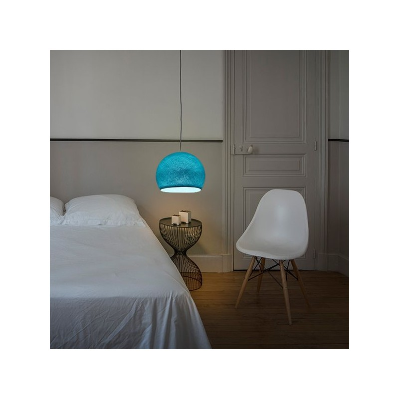 Globe Light Anthracite Ø 36cm - Collection light - La Case de Cousin Paul