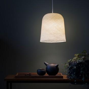 Lampenschirme Einzeln Jupe Elfenbein - Lampenschirm jupe - La Case de Cousin Paul